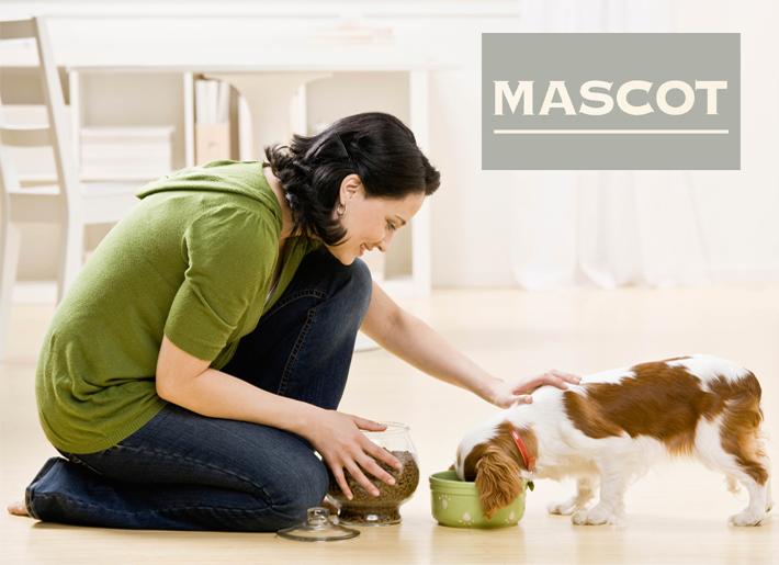 Promo mascot Puppy